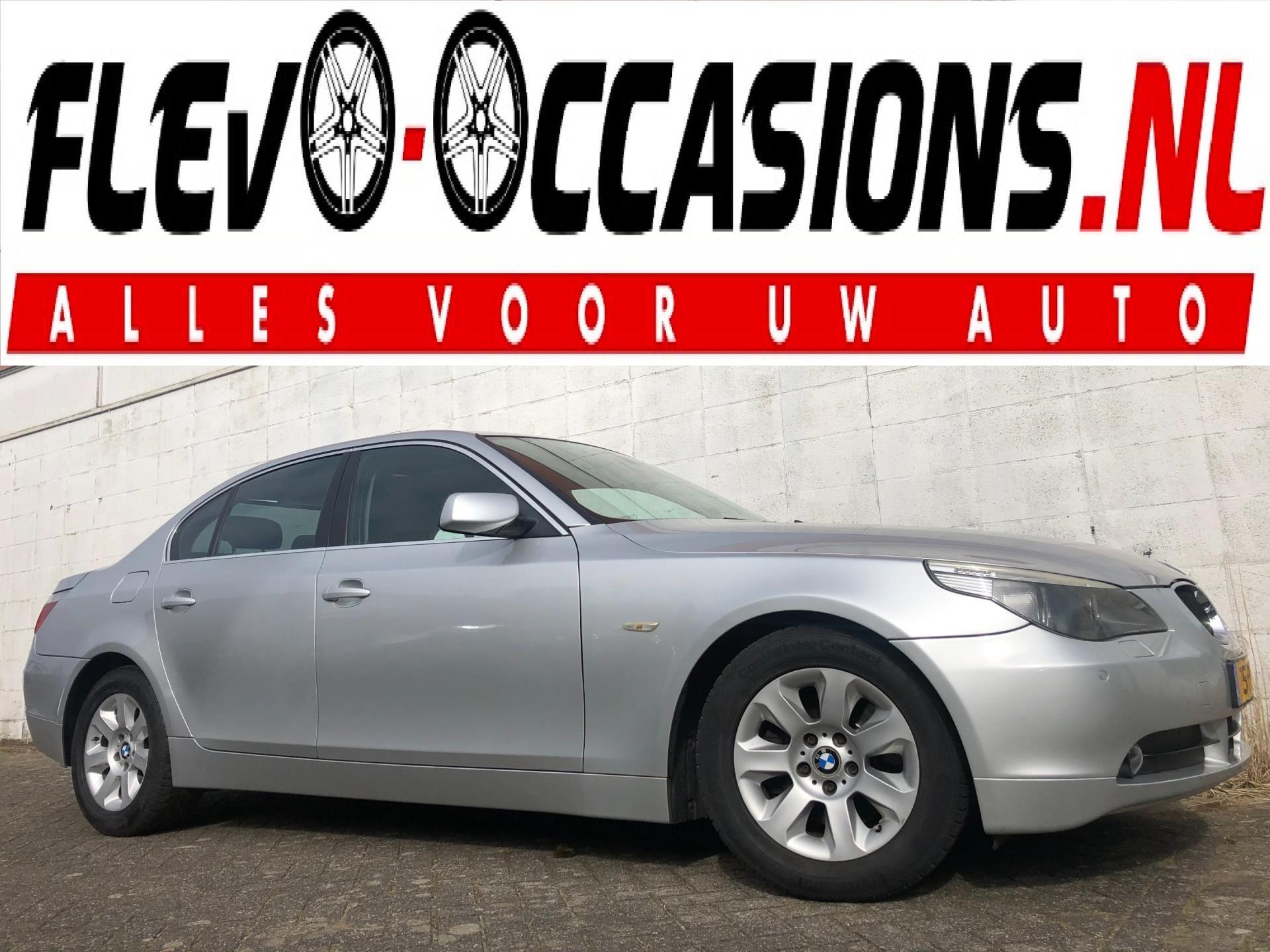 BMW 5-serie occasion - Flevo Occasions