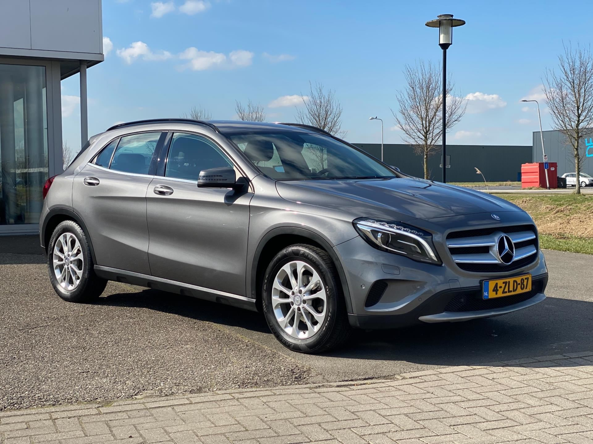 Mercedes-Benz GLA-klasse occasion - Garage Casteels