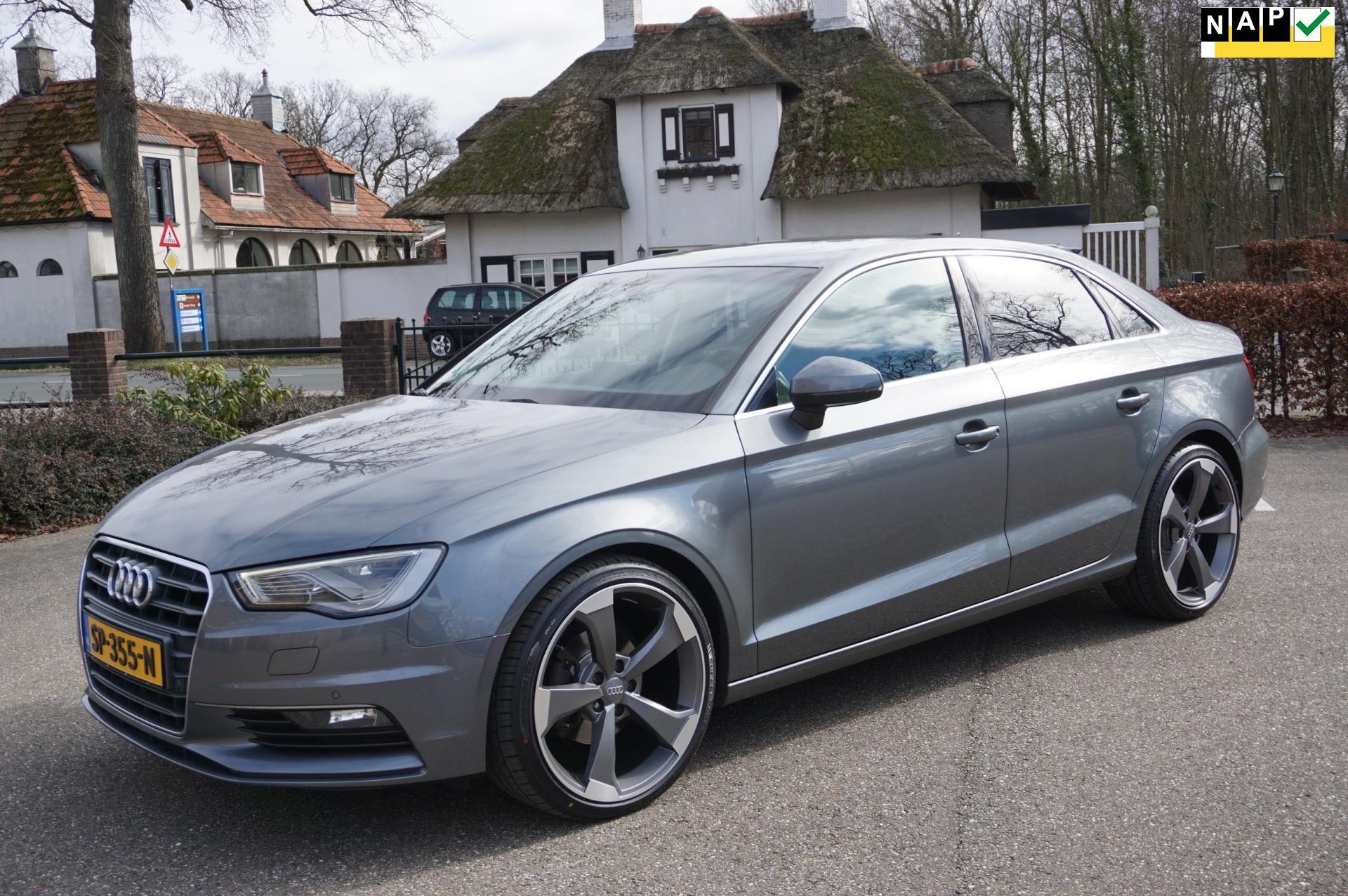 Audi A3 Limousine occasion - Autobedrijf Hooghordel