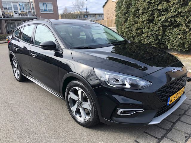 Ford Focus Wagon Active X ecoboost 125pk Crossover