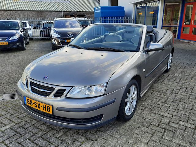 Saab 9-3 Cabrio 1.8t Vector Youngtimer alle opties