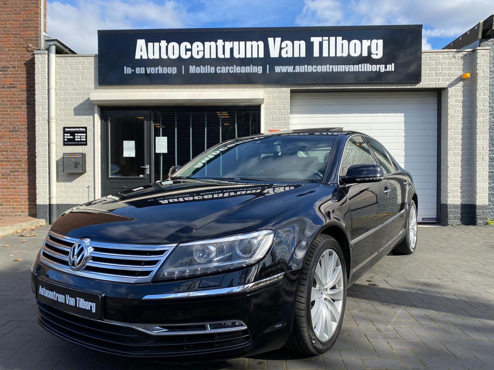 Volkswagen Phaeton occasion - Autocentrum van Tilborg