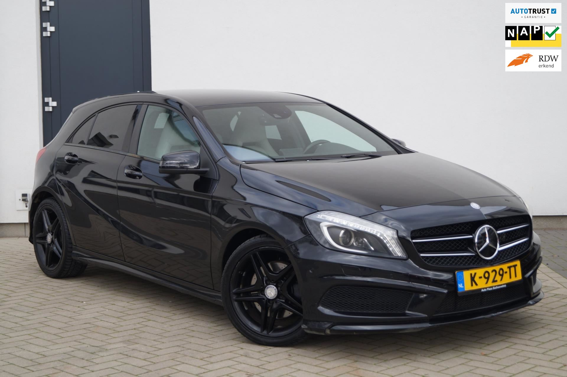 Mercedes-Benz A-klasse occasion - Auto Plaza Badhoevedorp
