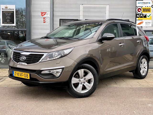 Kia Sportage 1.6 GDI X-ecutive Plus Pack, VolOpties, Keyless, Camera, NAP