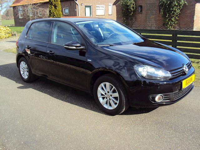 Volkswagen Golf 1.2 TSI Highline BlueMotion match