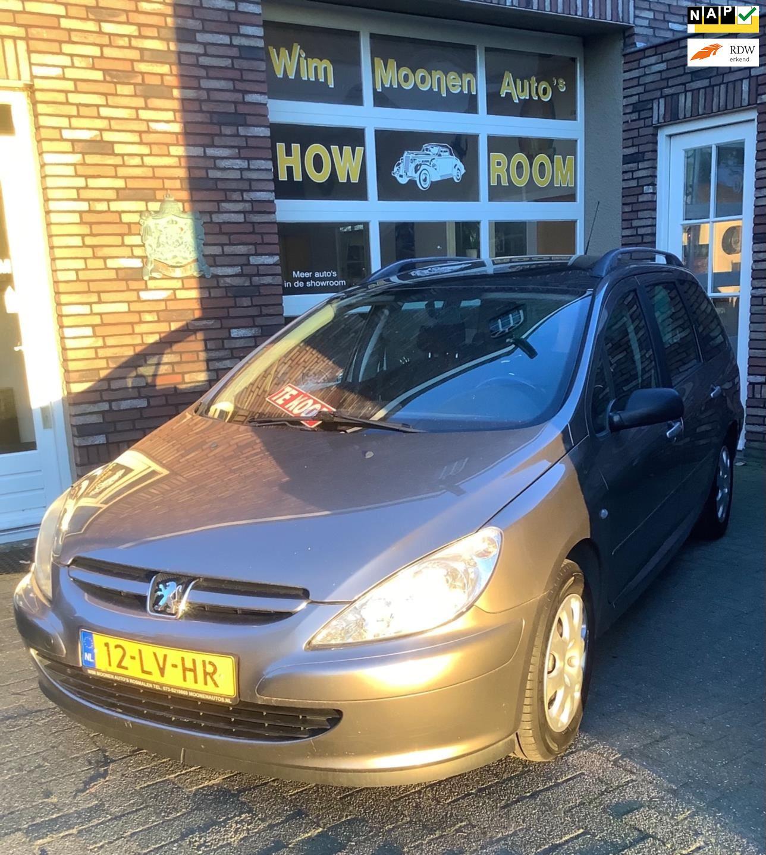 Peugeot 307 SW occasion - Wim Moonen auto's
