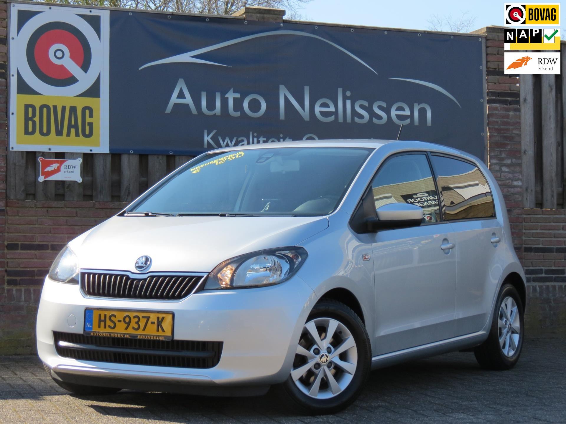 Skoda Citigo occasion - Auto Nelissen