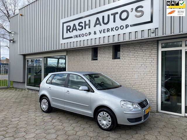 Volkswagen Polo 1.4-16V Optive AIRCO|CRUISE |NWE D-RIEM|NAP