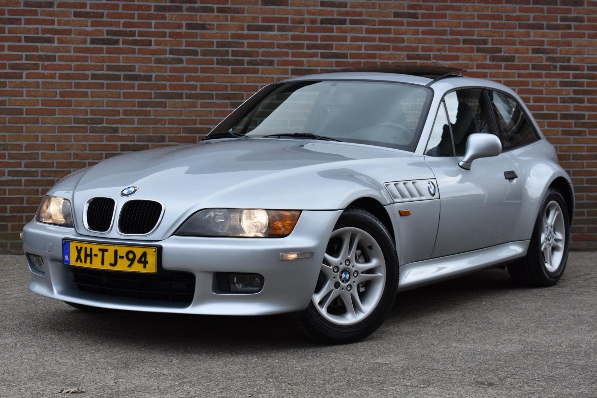 BMW Z3 Coupé occasion - Autobedrijf Prins