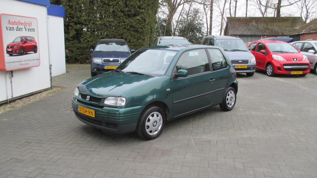 Seat Arosa occasion - Autobedrijf van der Veen v.o.f.