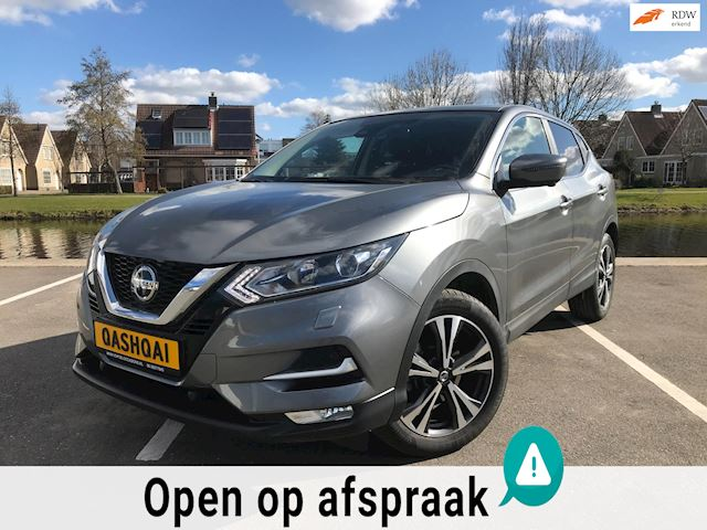 Nissan Qashqai 1.2 N-Connecta NAVI PANO CAMERA 360 LMV CRUISE