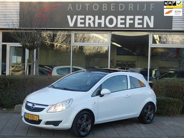 Opel Corsa 1.0-12V Essentia - PANORAMADAK - BEURT 6-3-2021 - ELEKTRISCHE RAMEN/SPIEGELS!!
