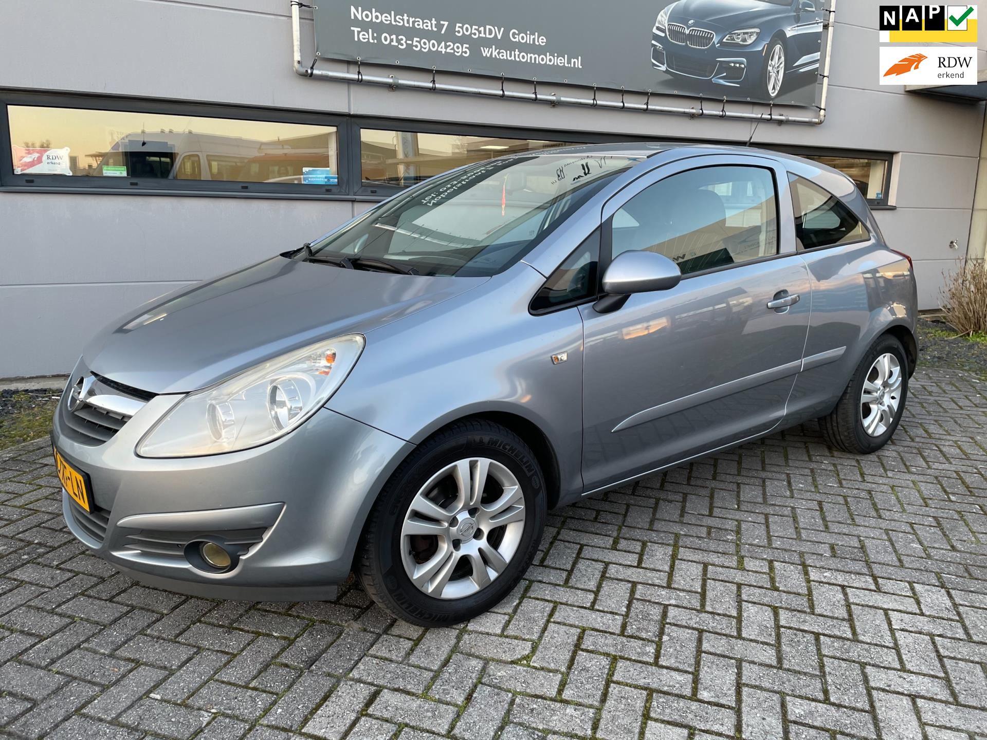 Opel Corsa occasion - WK Automobiel