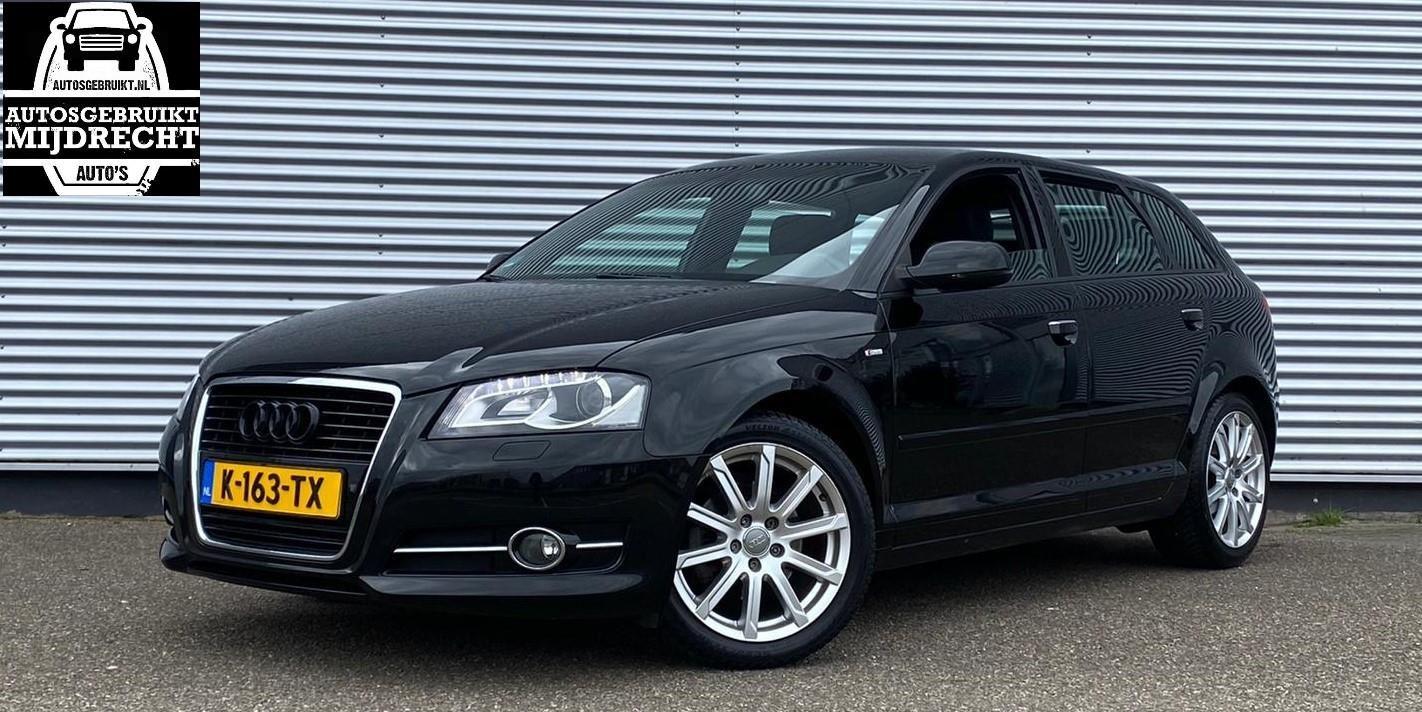 Audi A3 Sportback occasion - Autosgebruikt Mijdrecht