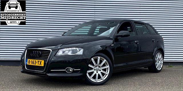 Audi A3 Sportback S-line/automaat/airco/PDC/Navi/Leer/Xenon