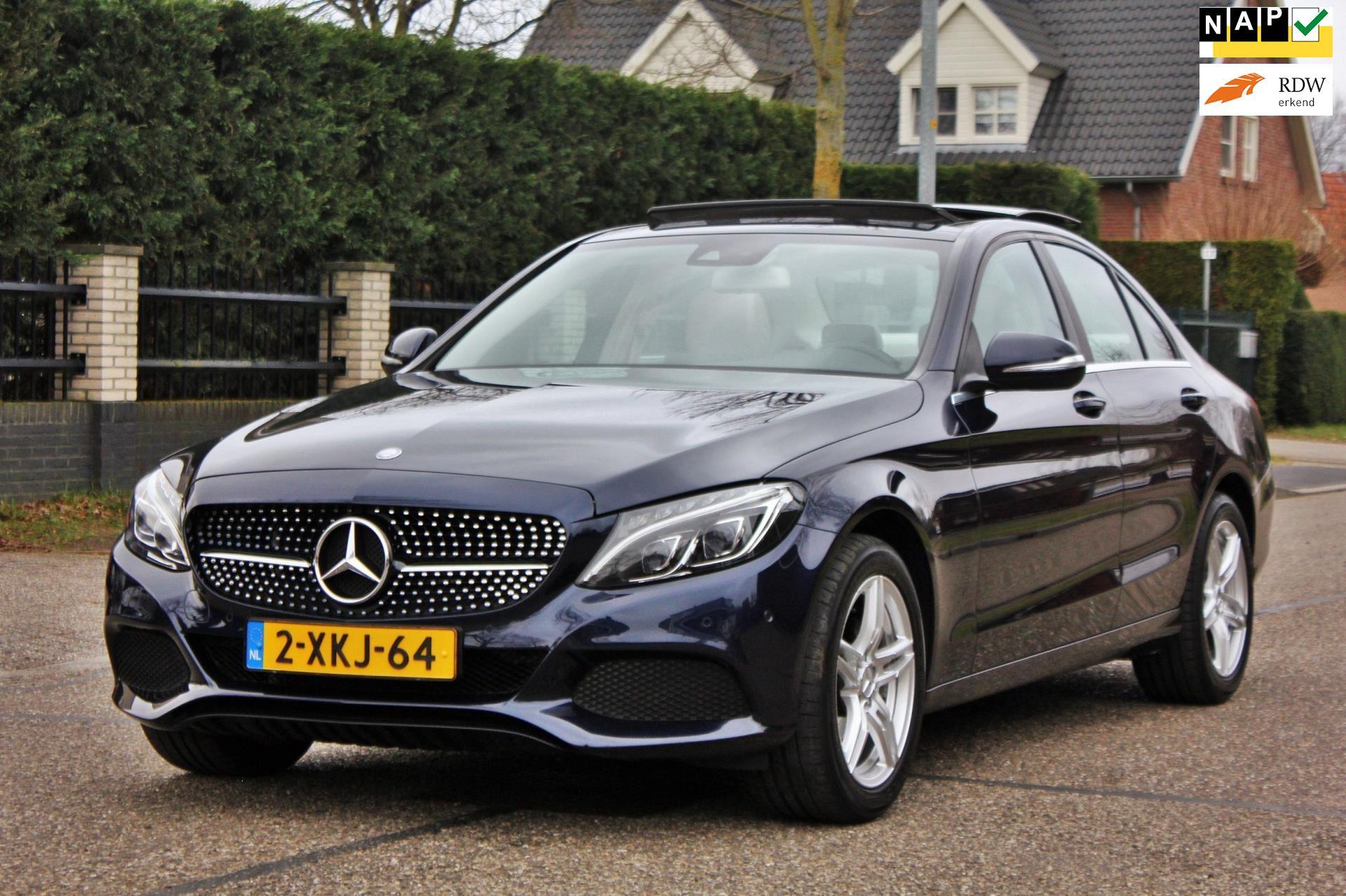 Mercedes-Benz C-klasse occasion - Auto Punt Wijchen