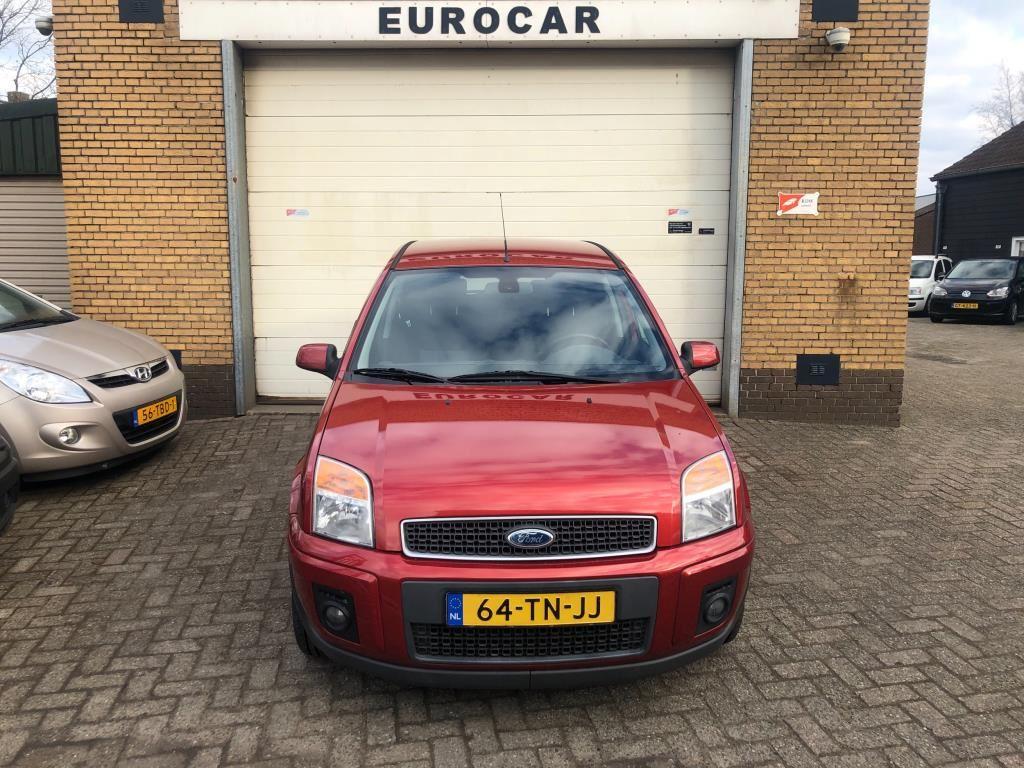 Ford Fusion occasion - Eurocar