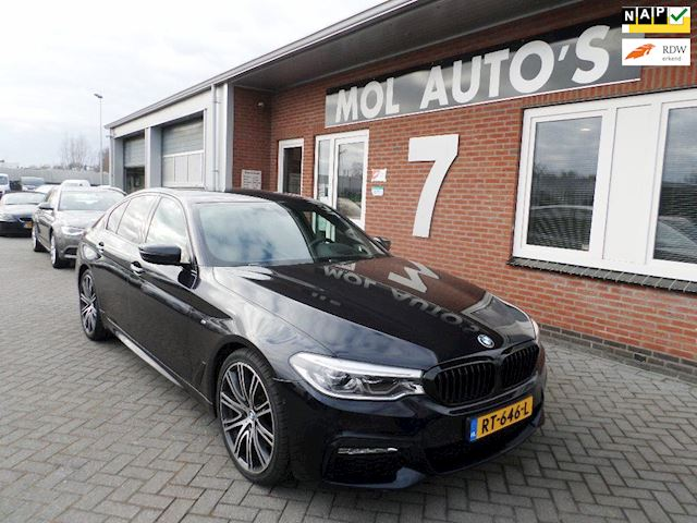 BMW 5-serie 530i High Executive M-sport , 20