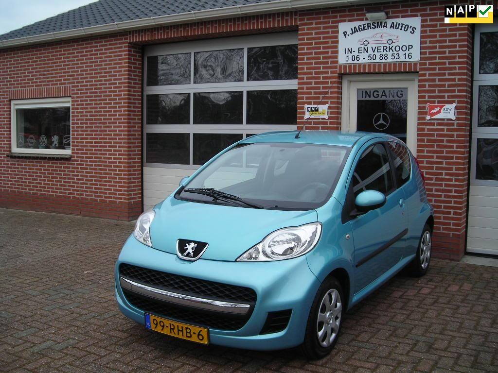 Peugeot 107 occasion - Jagersma Auto's