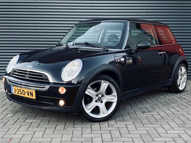 Mini Mini 1.6 One Seven, airco, 17 inch.