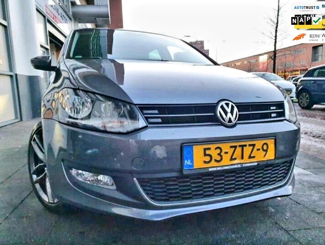 Volkswagen Polo occasion - Haagland Auto's