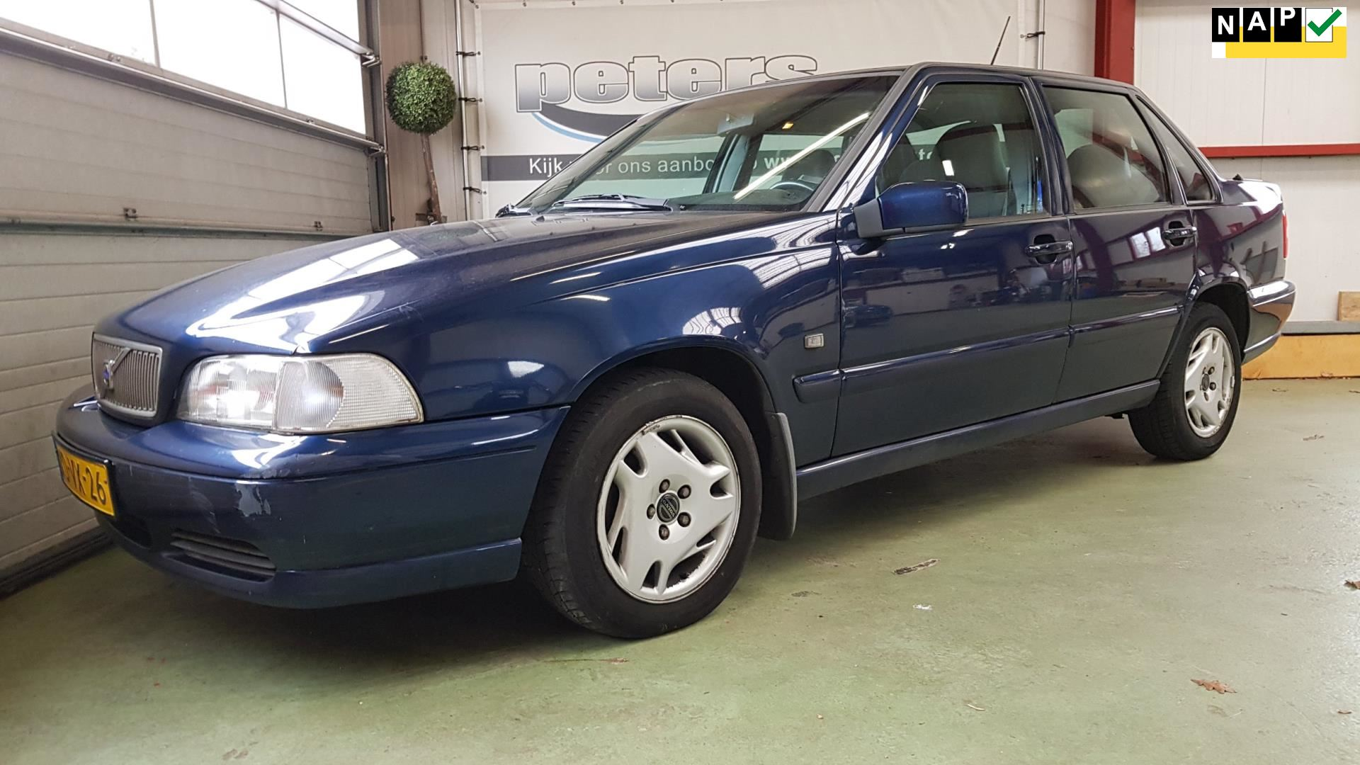 Volvo S70 occasion - Peters Auto's