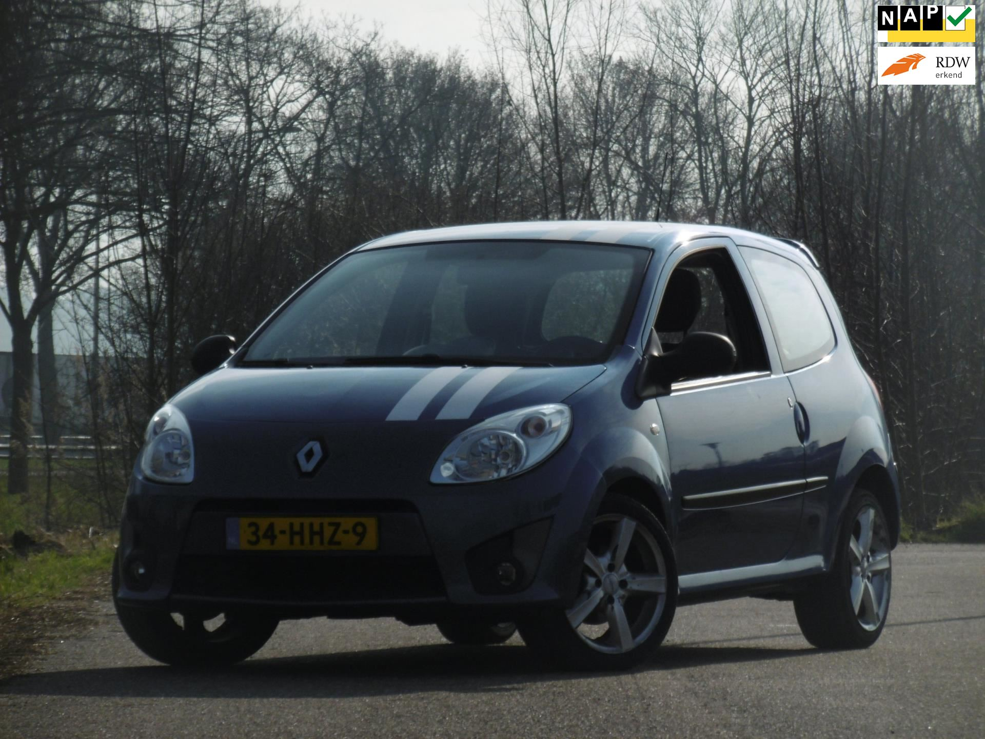 Renault Twingo occasion - Dunant Cars