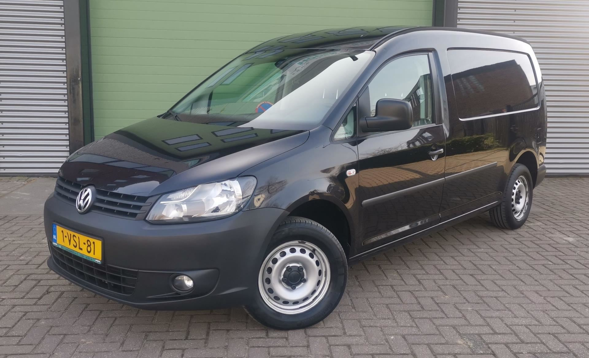 Volkswagen Caddy occasion - Car Trade Nass
