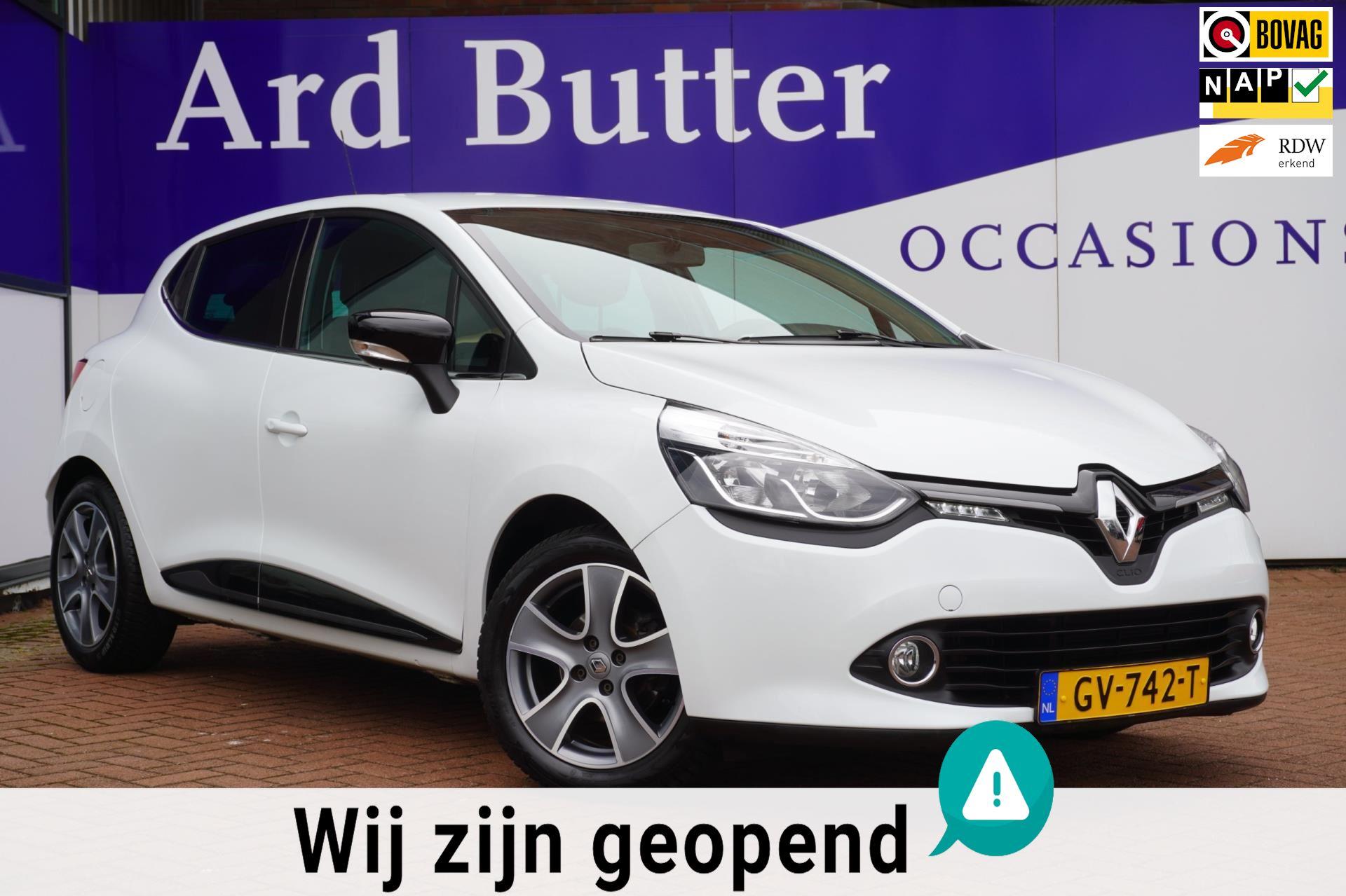 Renault Clio occasion - Autobedrijf Ard Butter B.V.