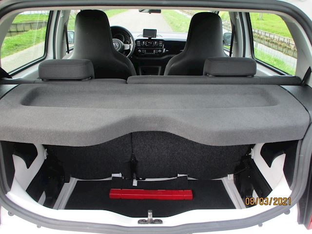 Volkswagen Up! 1.0 move up! BlueMotion 5 Drs met Navi en Airco