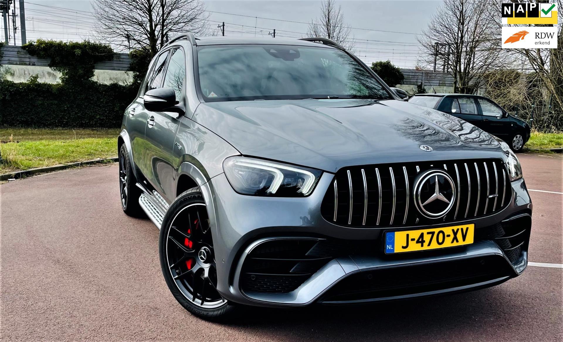 Mercedes-Benz GLE-klasse occasion - OTC Auto's
