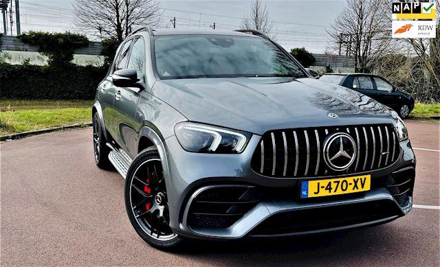 Afbeelding van de MercedesBenzGLEklasse63SAMG4MATICPremiumPlus