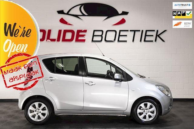 Opel Agila 1.2 Enjoy |Airco |Lichtmetalen velgen |Lage KM-stand!!!