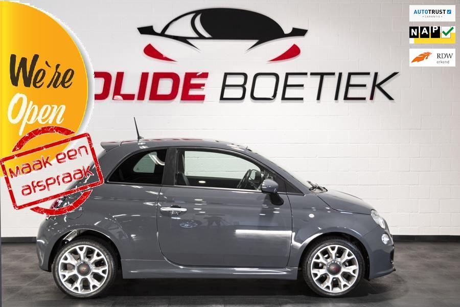 Fiat 500 occasion - Bolide Boetiek