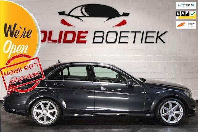 Mercedes-Benz C-klasse 180  Avantgarde |AMG Sport-pakket |½ LEDER-BEKL. |