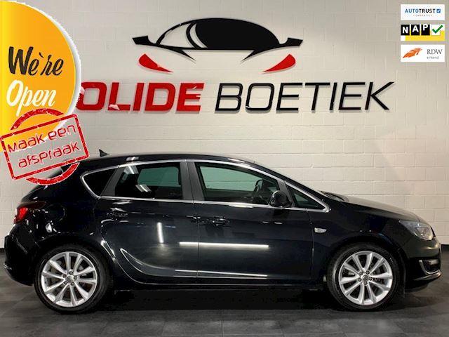 Opel Astra 1.4 Turbo Sport |Leder|Navi|Trekhaak afn.|Telf.|