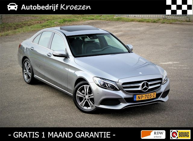 Mercedes-Benz C-klasse 180 Prestige * Schuifdak * Camera * Lane assist * Navigatie *