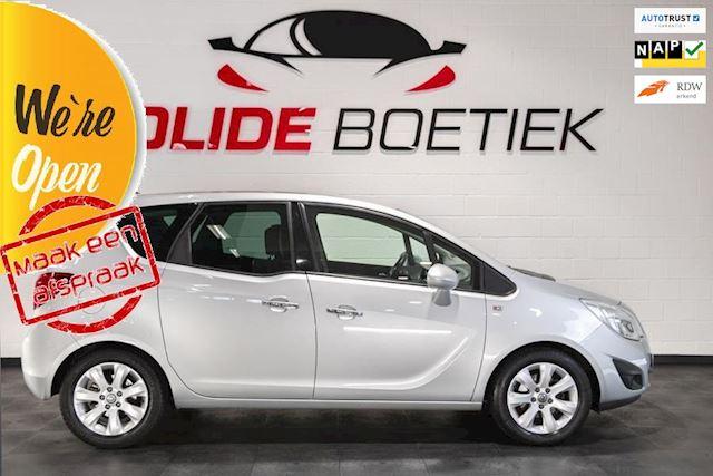 Opel Meriva 1.4 Turbo Cosmo |Pakeerhulp v&a|Dealeronderhouden |NL-Auto