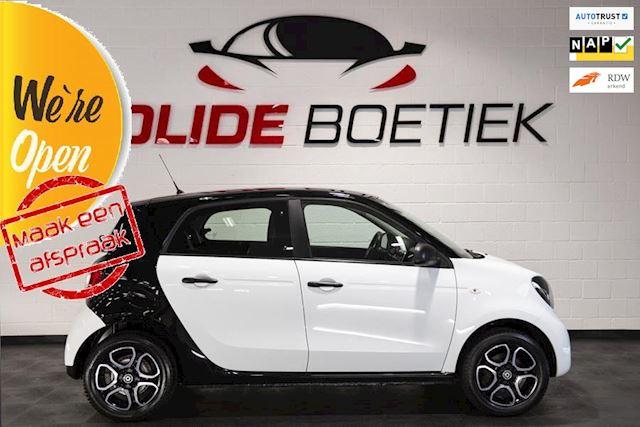 Smart Forfour 1.0 Pure AUTOMAAT |Lederen-bekl.| Telf.| ECC/ Airco| LM-Velgen