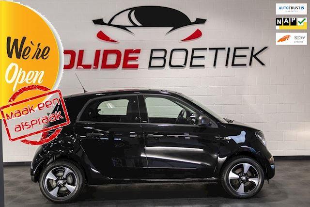 Smart Forfour 1.0 Turbo 90PK!! Passion Plus| LED-pakket| Comfort-pakket| Cool & Audi