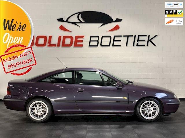Opel Calibra 2.0i-16V DTM Special Edition Productienr:0641 (van de 2100stuks)