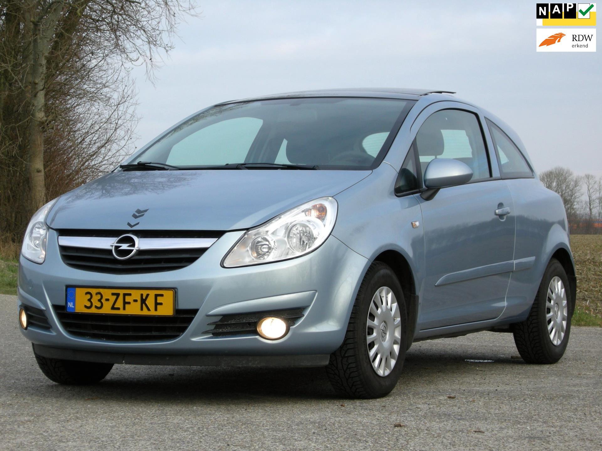 Opel Corsa occasion - Autobedrijf Jan Wisse