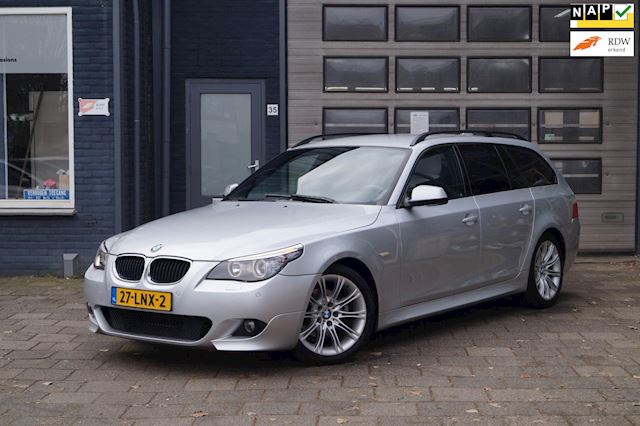 BMW 5-serie Touring 520i Corporate Lease Business Line Sport  M-Pakket  Automaat