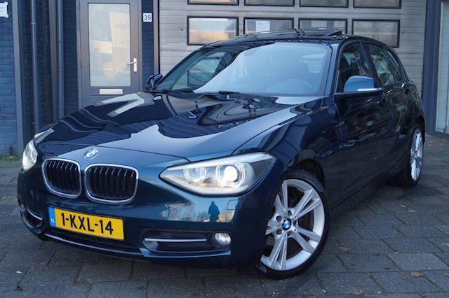 BMW 1-serie 116i EDE Executive   Schuifdak   Navi   Xenon