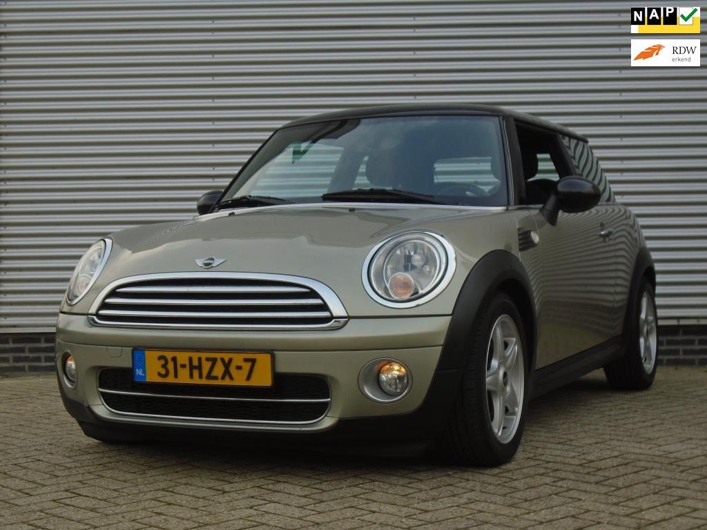 Mini Mini occasion - Zijderveld Auto's