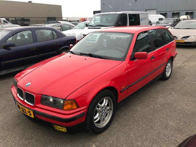 BMW 3-serie Touring 325tds 1 JAAR A.P.K. Info:0655357043