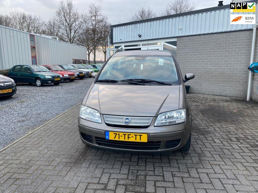 Fiat Idea occasion - Kilkens Auto's