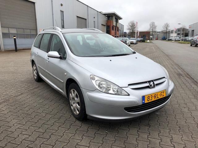 Peugeot 307 SW 1.6 16V Premium/panoromadak/clima/