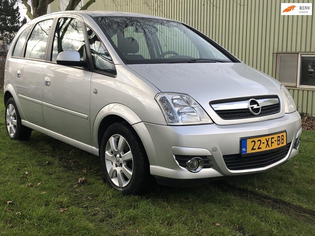 Opel Meriva occasion - Netto Garage Spaansen
