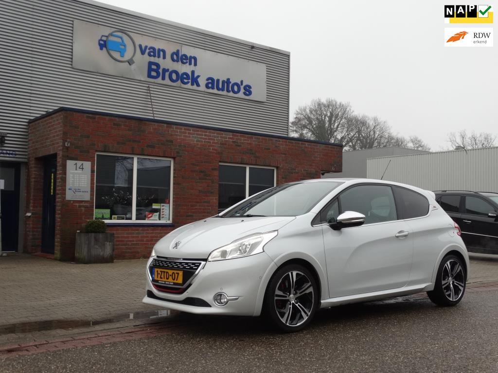 Peugeot 208 occasion - R. van den Broek Auto's